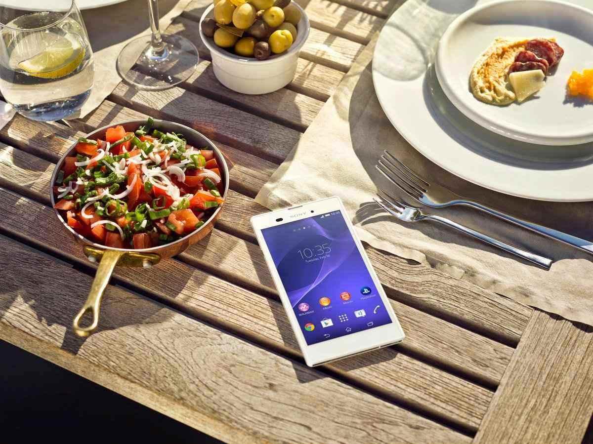 Sony Xperia T3, smartphone de gama media con pantalla de 5,3 pulgadas