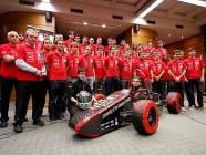 """""""Formula Student Bizkaia"""" competirá en Silverstone con una nueva versión de su coche eléctrico"""