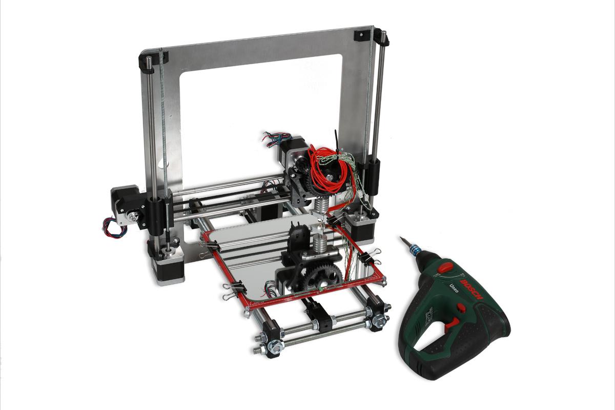 Cómo montar una impresora 3D. Parte 1: Primeros pasos
