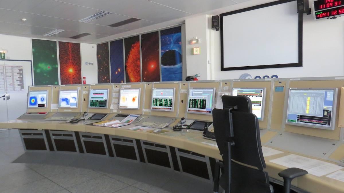 Centro de seguimiento ESA