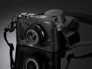 Fujifilm X30, una espectacular compacta retro
