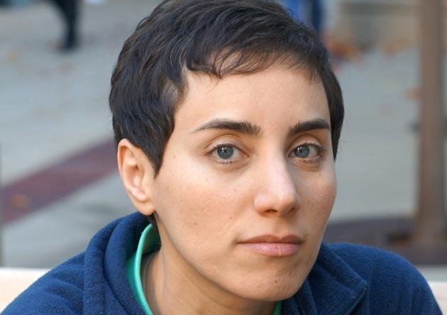 """Maryam Mirzakhani, primera mujer en ganar el """"Nobel"""" de las Matemáticas"""