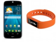 Acer anuncia la llegada del smartphone Liquid Jade y la pulsera Liquid Leap