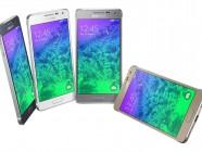 Samsung Galaxy Alpha, diseño compacto y borde metálico