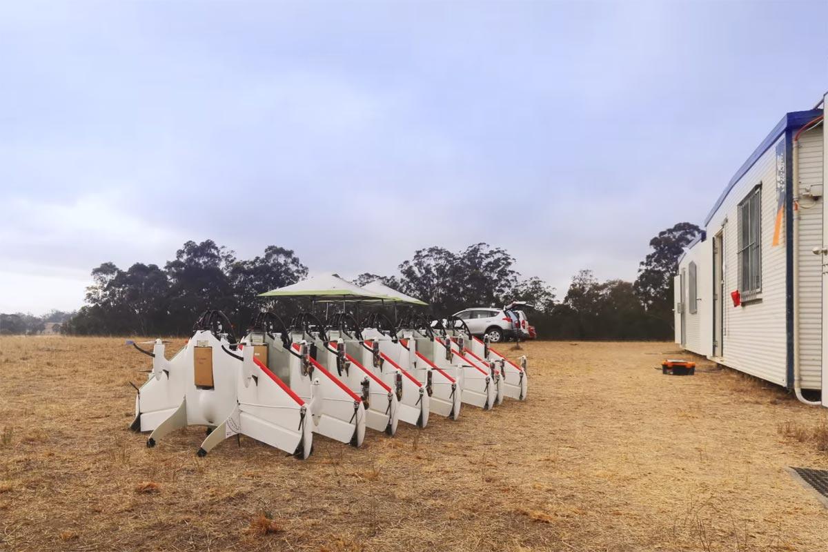 Google también entra en la guerra de los drones