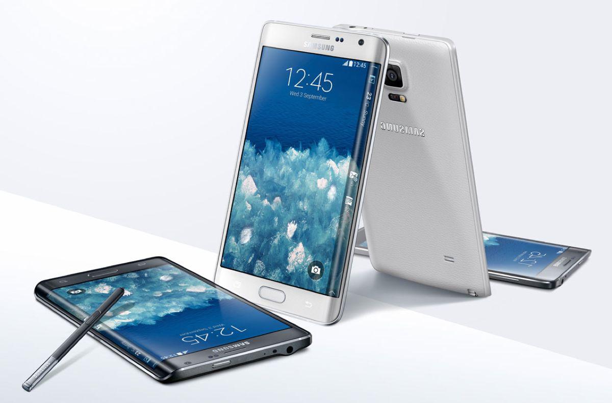 Nuevos modelos para la familia Samsung Galaxy Note