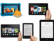 Amazon renueva casi todos los Kindle