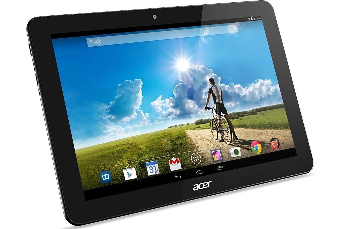 Acer amplía su gama de tablets Iconia con tres nuevos modelos