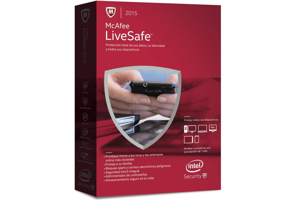 McAfee presenta la versión 2015 de sus suites de seguridad