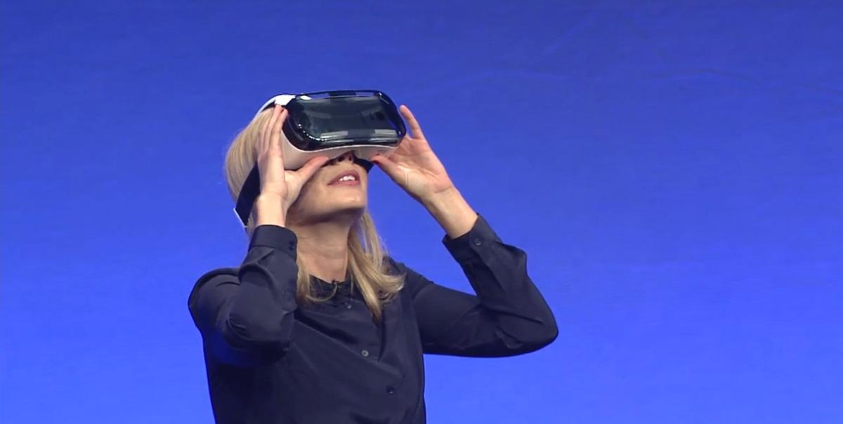 Samsung Gear VR, realidad virtual de mano de Oculus