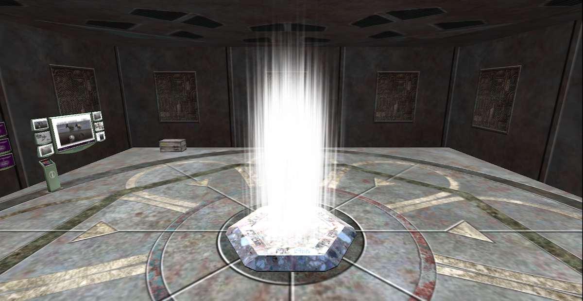 Stargate en Second Life