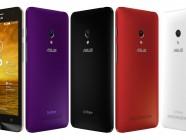 Asus trae a España su familia de smartphones Zenfone