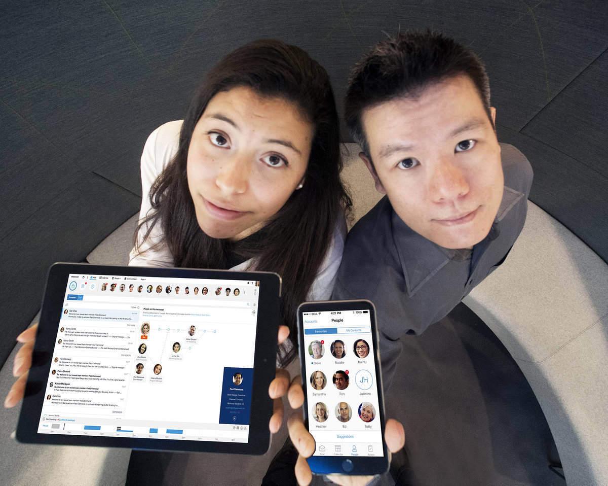 IBM Verse, correo social e inteligente para empresas
