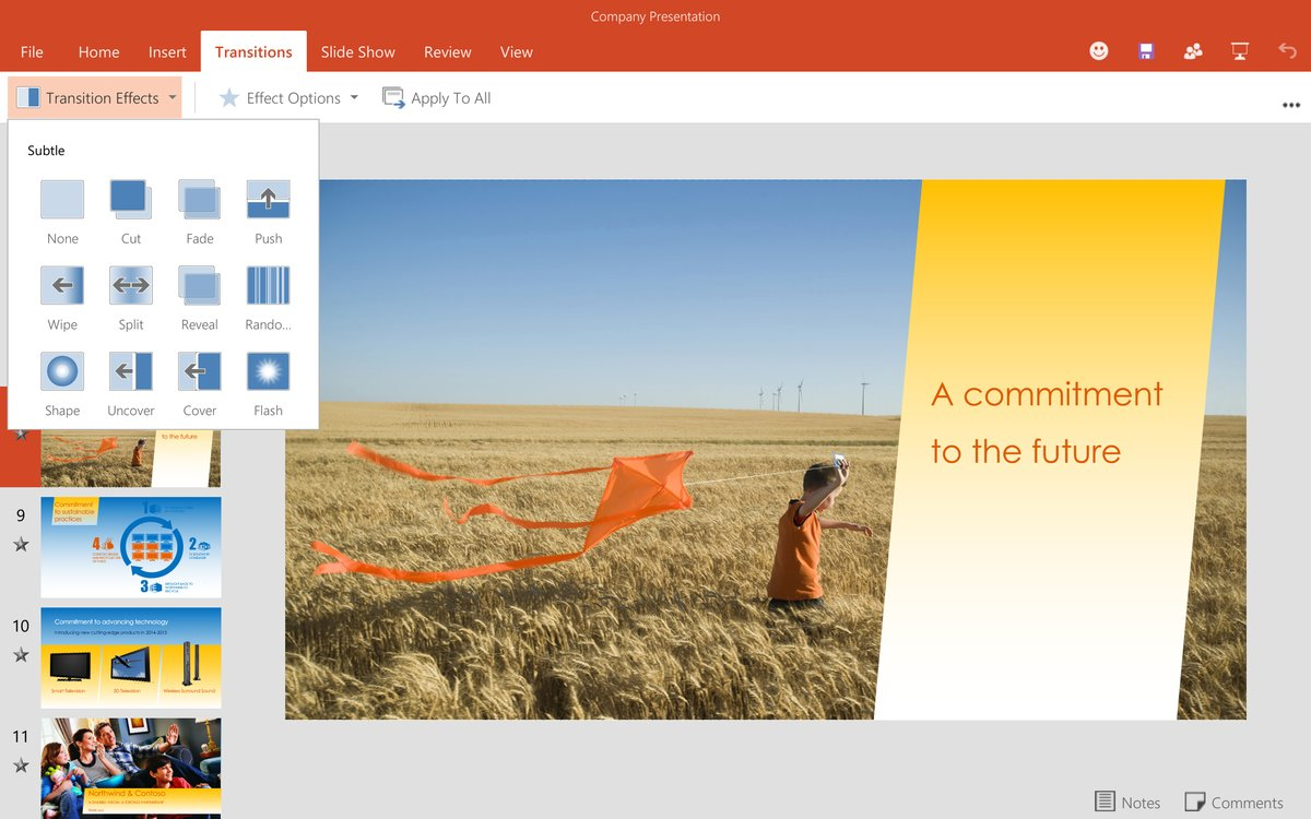 Más servicios en la nube para Office Online y sus apps para iOS