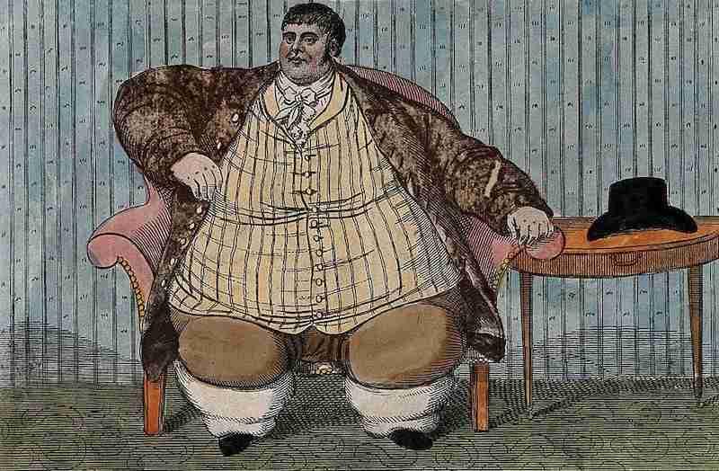 Obesidad gordo