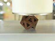 Crean una impresora 3D que imprime figuras de chocolate