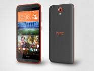 HTC Desire 620, diseño bicolor con pantalla de cinco pulgadas