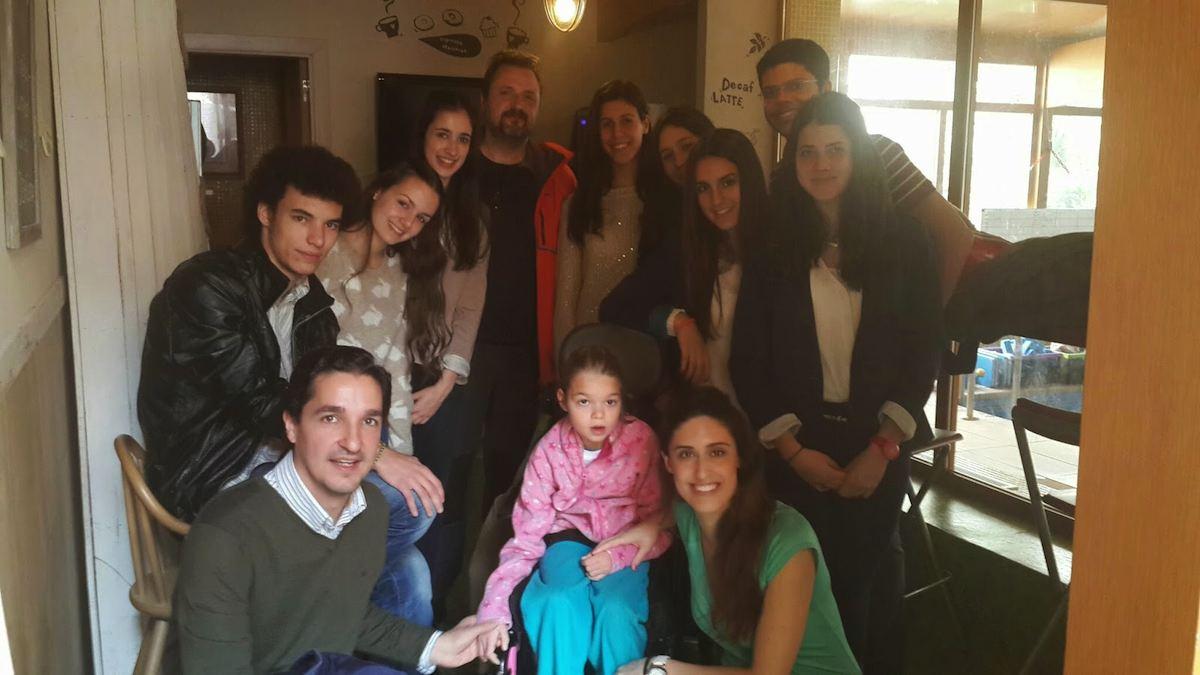 Euroscola en la Fundación Ana Carolina Díez Mahou