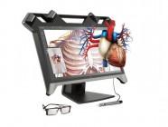 Monitores HP de realidad virtual, curvados, 4K y 5K