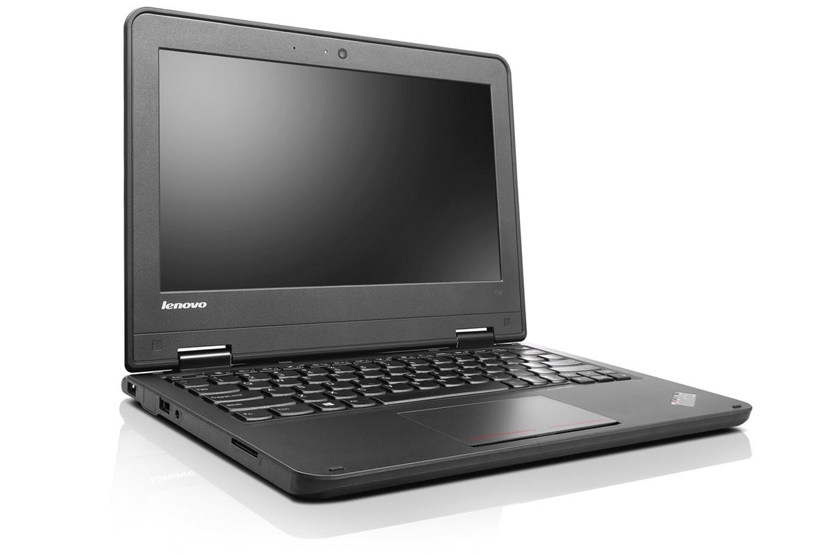 Lenovo ThinkPad 11e y Yoga 11e, pensados para la escuela