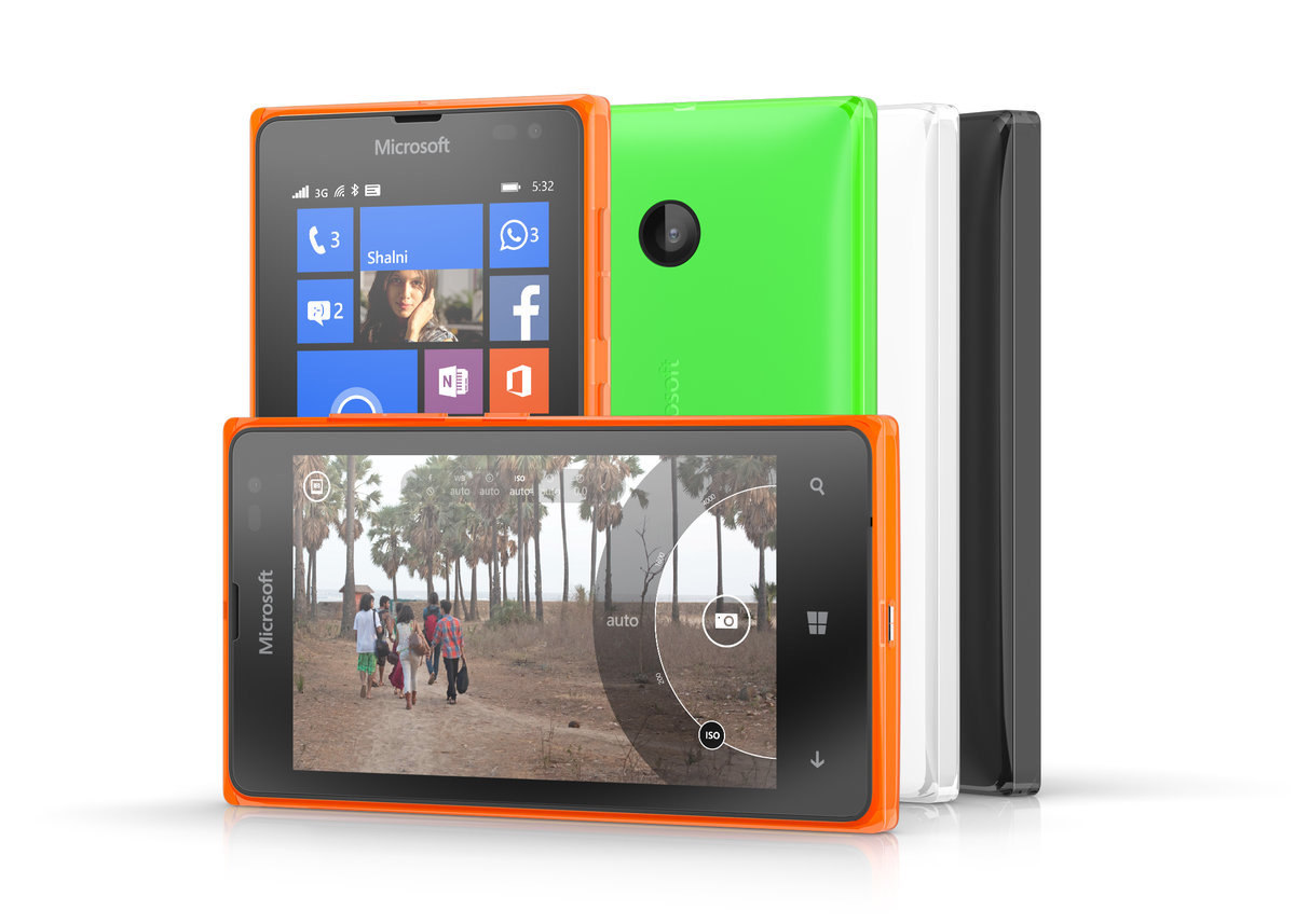 Microsoft Lumia 435 y 532, asequibles y con Windows Phone