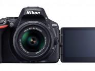 Nikon D5500, una réflex de pequeño tamaño