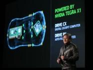 Conducción inteligente de la mano de Nvidia