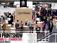 3D Printshow 2015, Madrid reúne lo último en impresión 3D