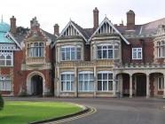 Hallan notas de Alan Turing al hacer reformas en Bletchley Park