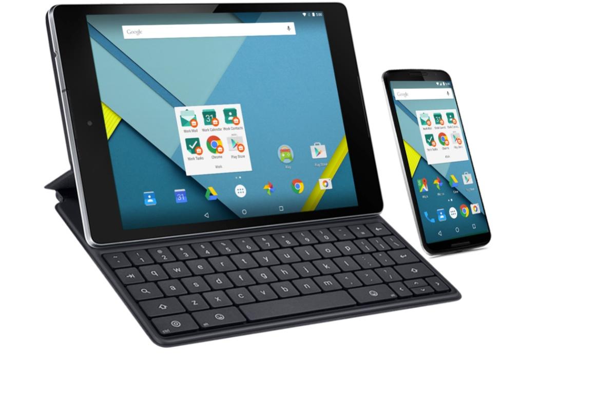 Google apunta a la movilidad en la empresa con Android for Work