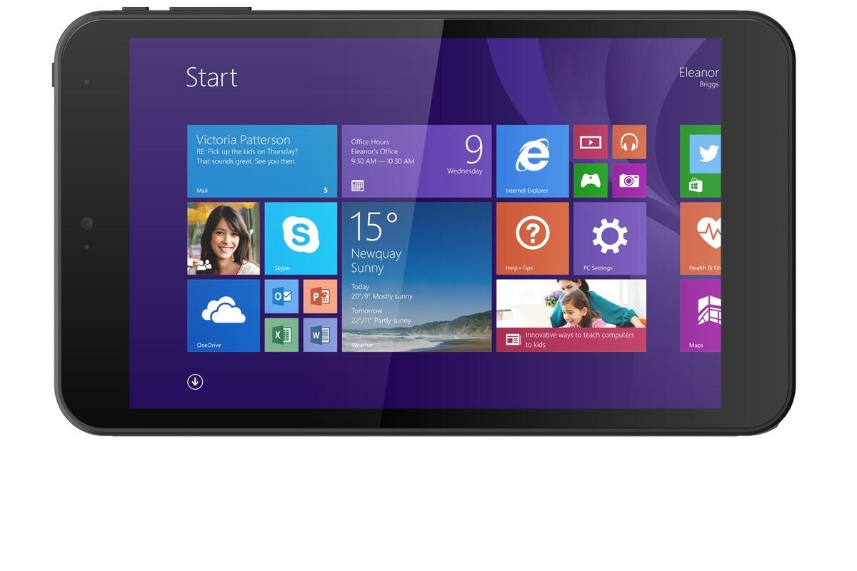 Kazam amplía su gama de smartphones y lanza tablets con Windows