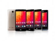 LG muestra cuatro smartphones antes del Mobile World Congress