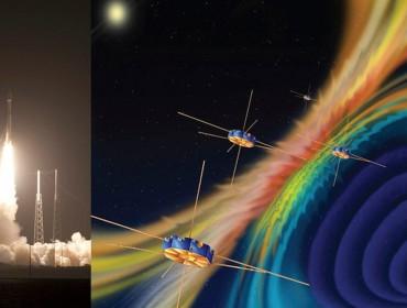 NASA campos magnéticos