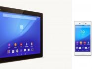 Sony renueva su serie Xperia en smartphone y tablet