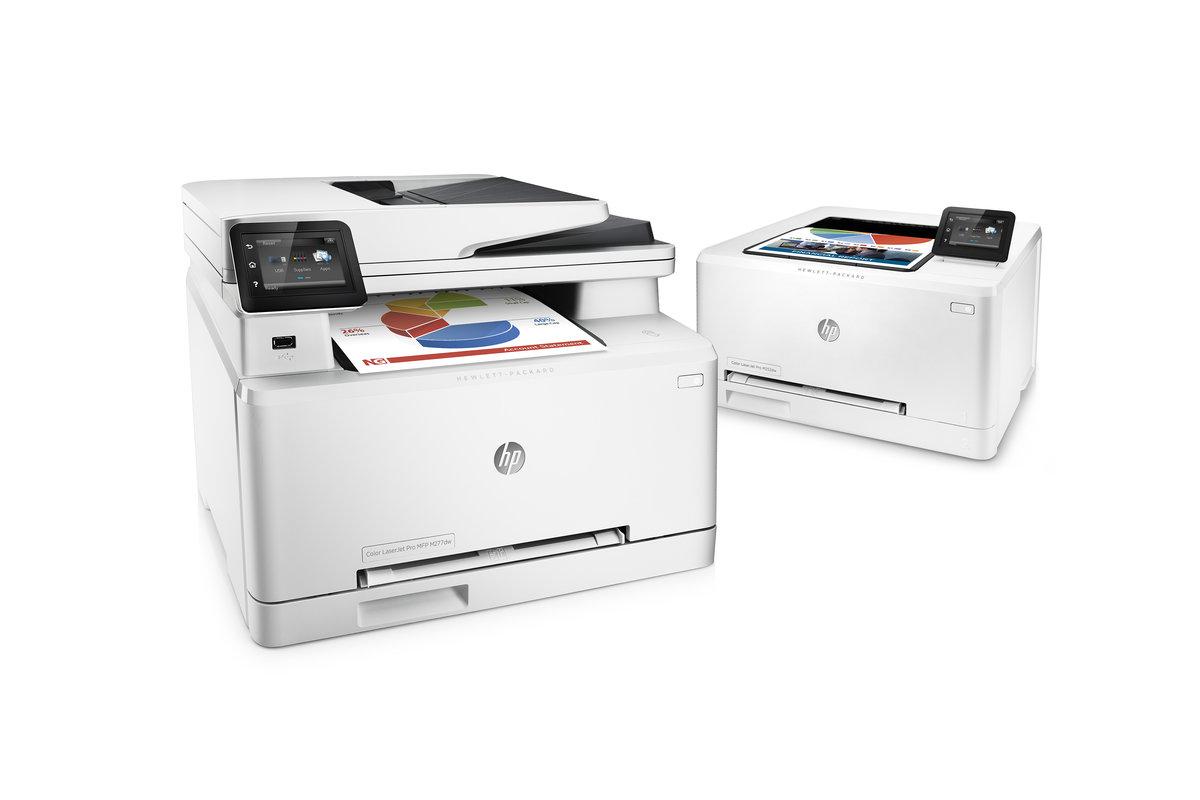 HP reinventa su impresión láser y la lleva a la oficina