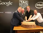 Tag Heuer se alía con Intel y Google para crear su smartwatch