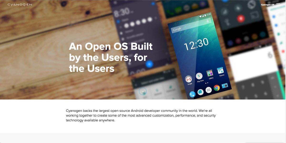 Telefónica, Qualcomm y Twitter, entre los inversores en Cyanogen
