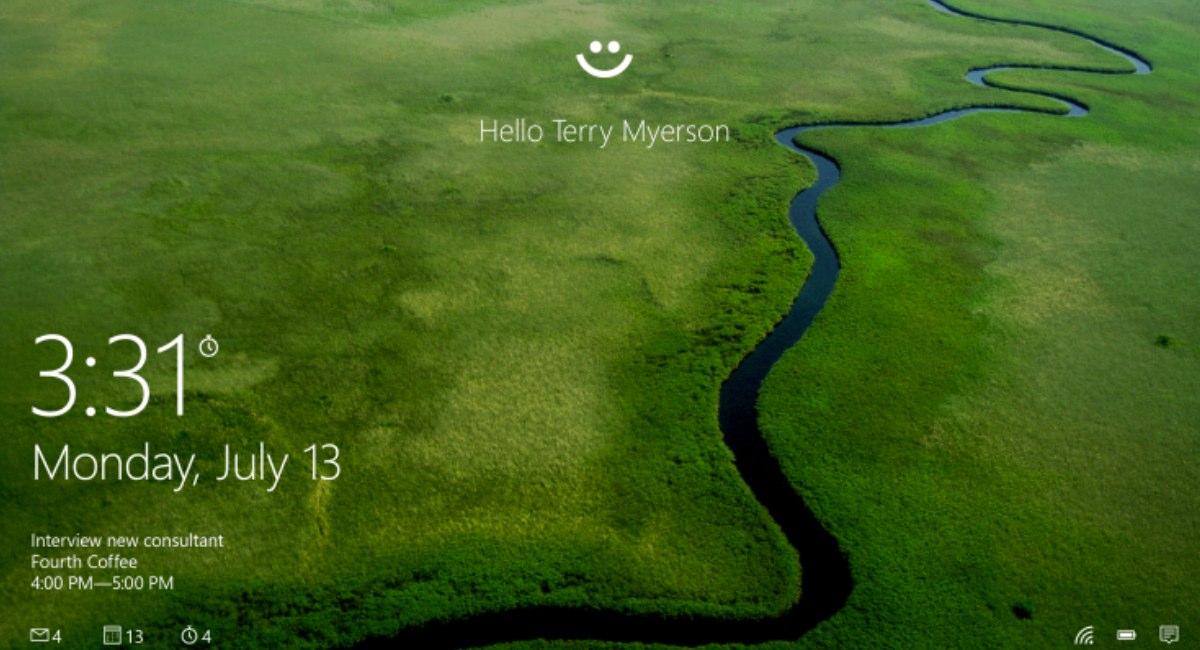 En Windows 10 podrás usar tu cara como contraseña