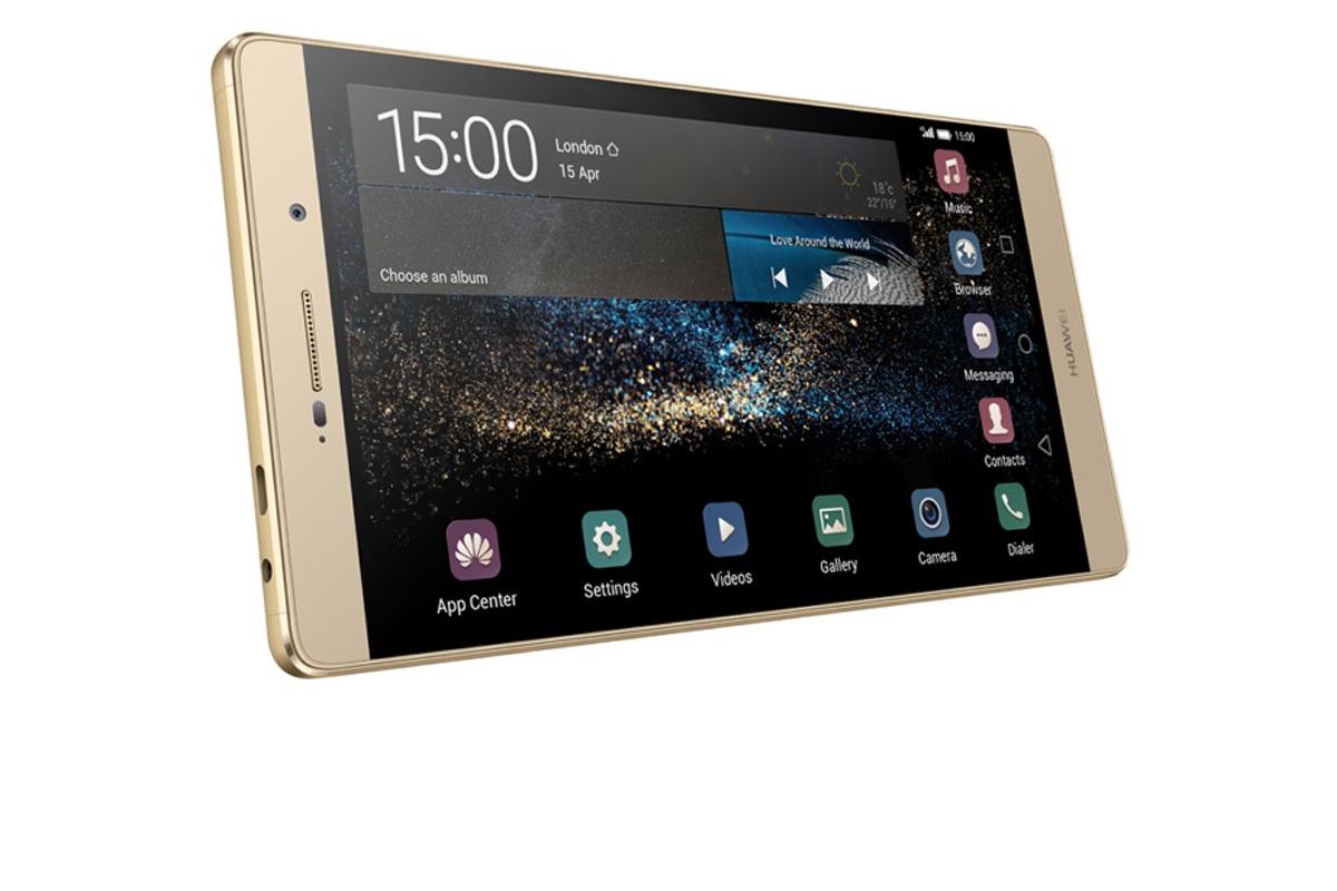 Huawei lanza dos smartphones de gama alta: P8 y P8max