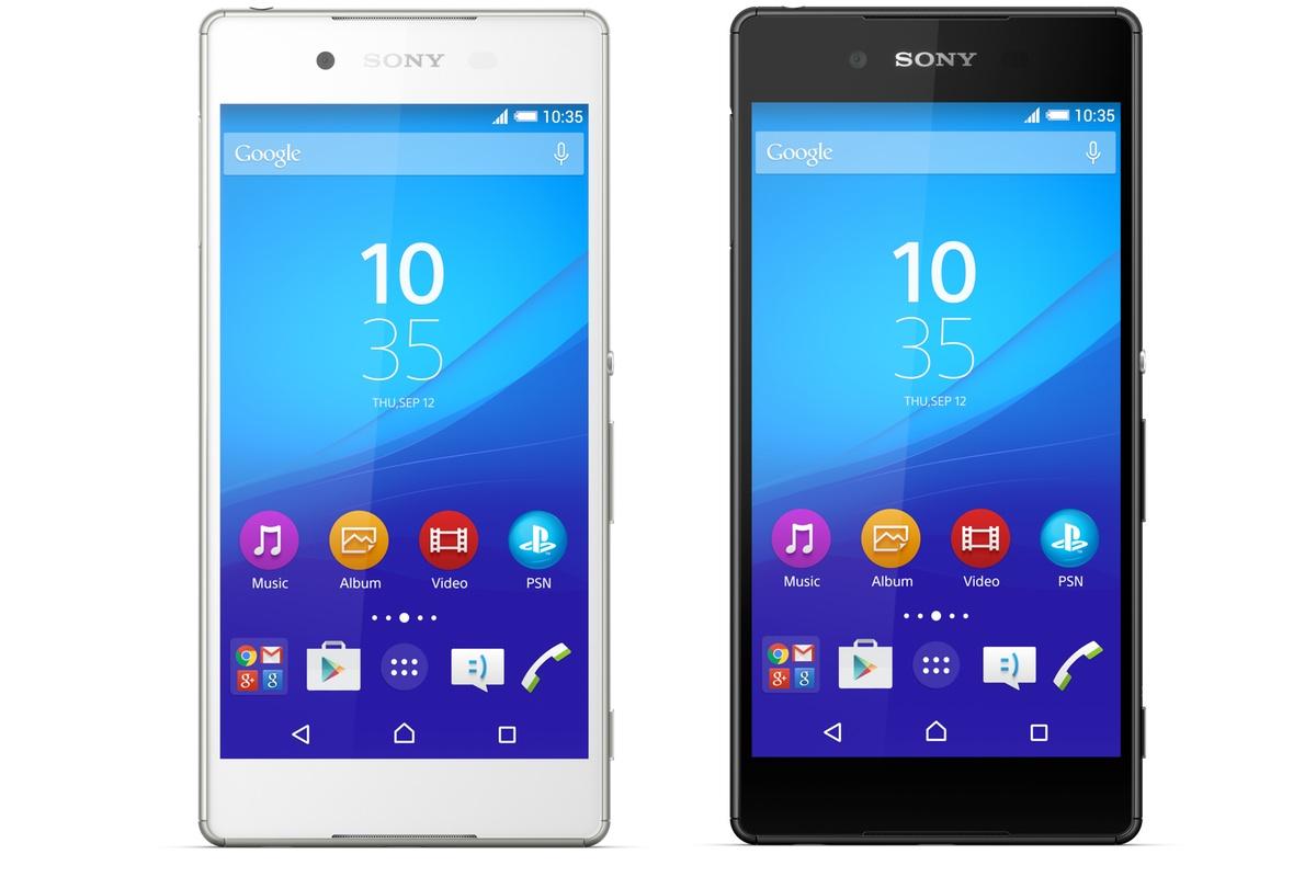 Sony presenta, sin hacer ruido, su smarpthone Xperia Z4