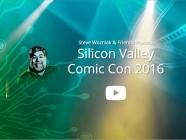 Steve Wozniak y Stan Lee organizan una Comic Con en Silicon Valley