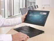 Toshiba Portégé Z20t, ultrabook y tablet de 12,5 pulgadas en uno