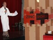 Arranca en Matadero Madrid la tercera edición de Zinc Shower