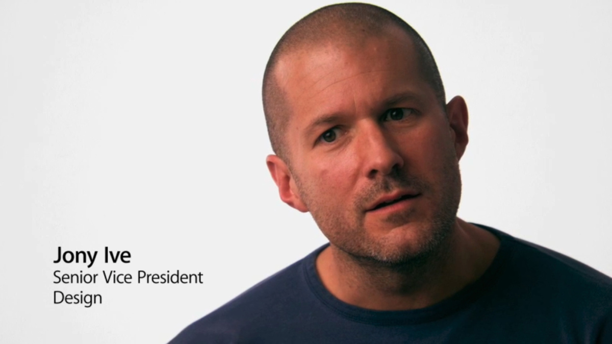 Apple asciende a Jony Ive, su responsable de diseño