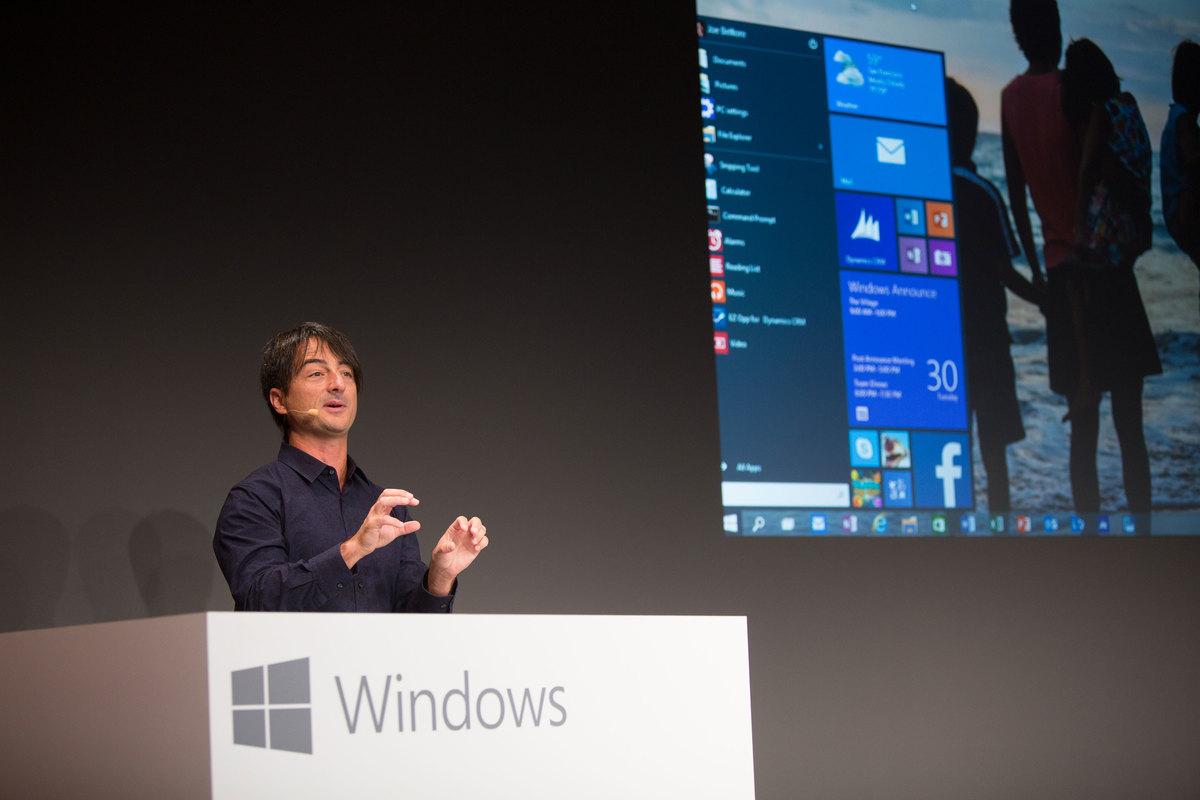 Microsoft anuncia las ediciones que tendrá Windows 10