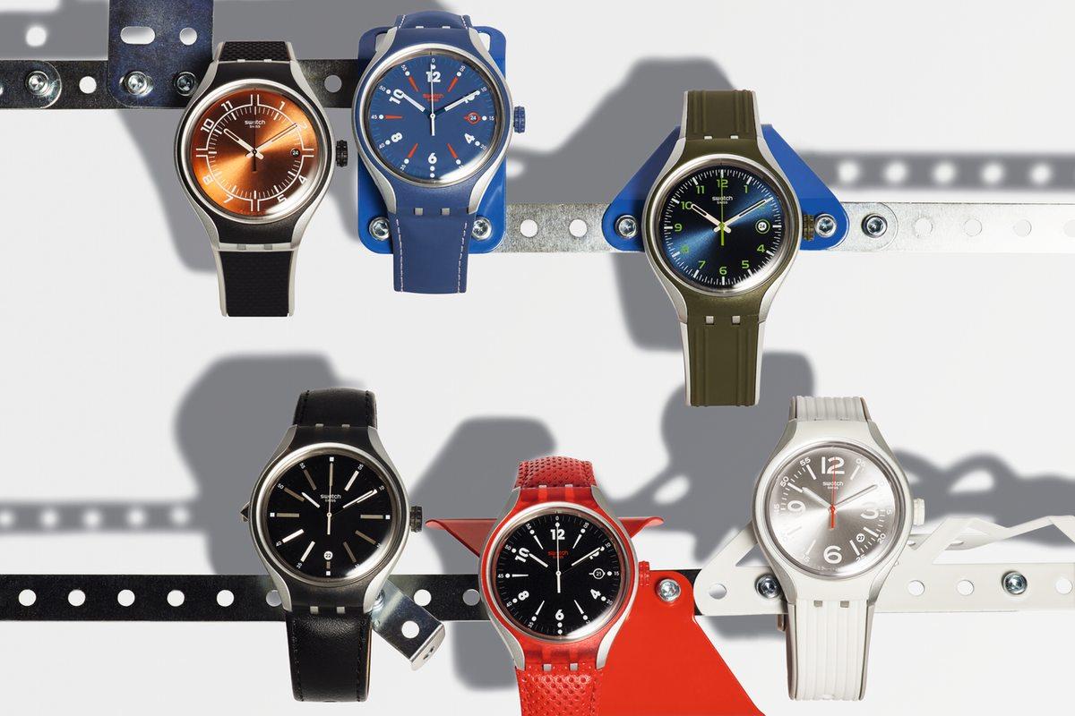 Swatch trabaja en una batería de larga duración para smartwatches