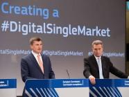 La Comisión Europea presenta su plan para el Mercado Único Digital