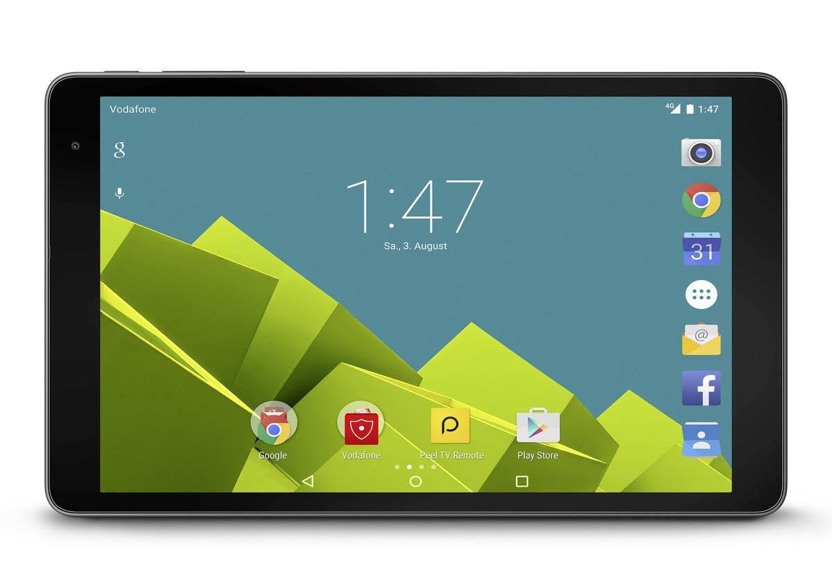 Vodafone pone su marca en tres smartphones y un tablet