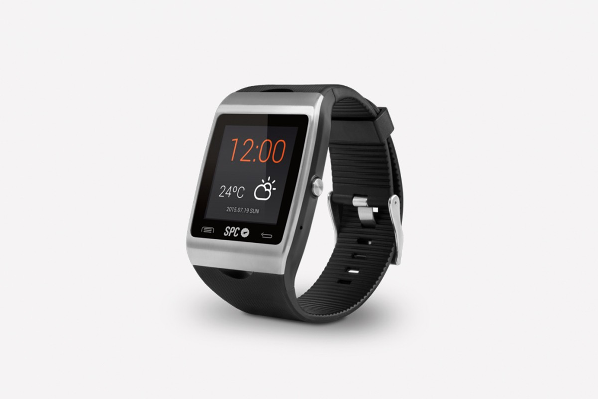 SPC-Smartee-Watch-II