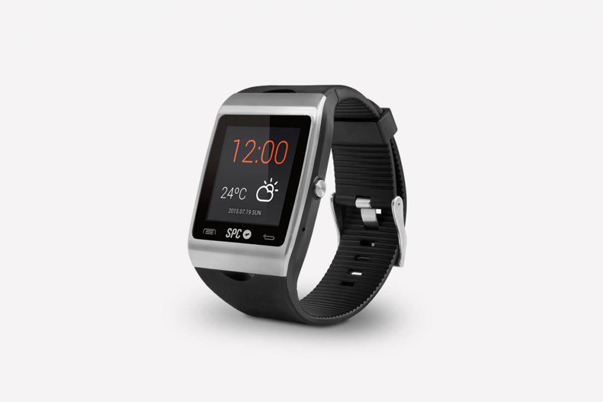 Relojes inteligentes de SPC para deporte y tendencia